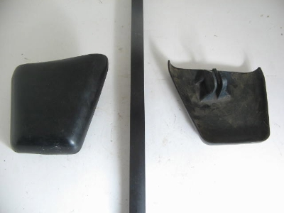 RIGHT TOP BOOT COVER HOOK