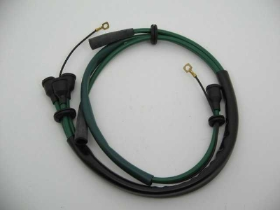IGNITION WIRE SET,COIL ON LEFT