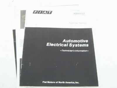 ELECTRICAL SYSTEMS, COPY