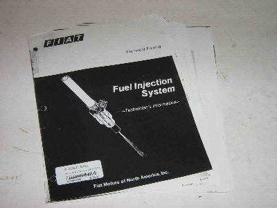 FUEL INJECTION SYSTEM, COPY
