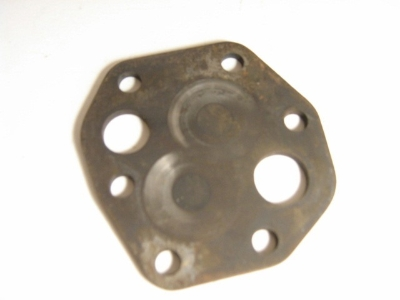 OIL PUMP BODY LOWER COVER