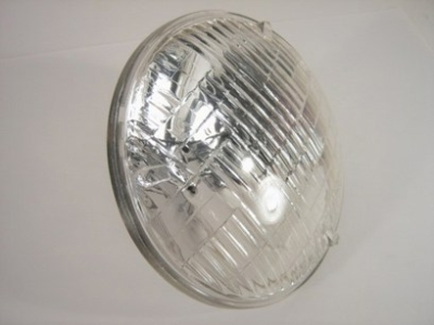 SMALL SEALED BEAM HEADLAMP