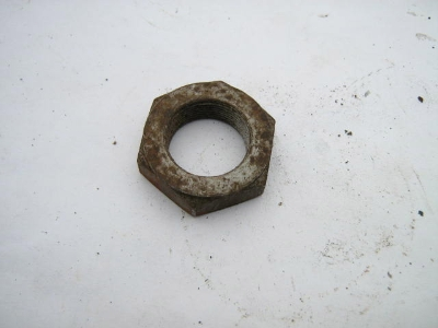 NUT ON END OF CLUSTER GEAR