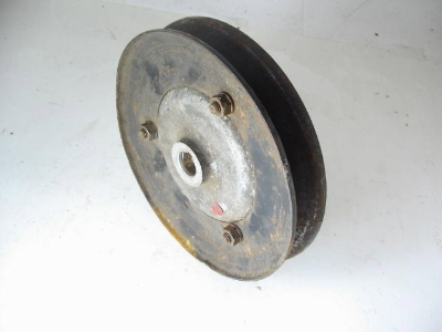 COMPLETE WATER PUMP PULLEY