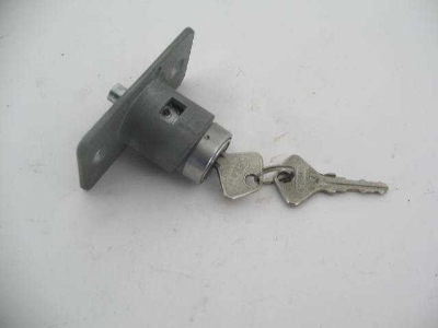 LOCK ASSEMBLY WITH KEY
