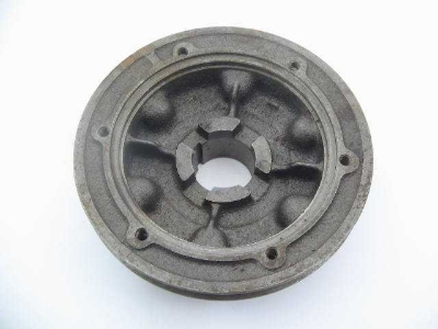 FRONT CRANK SHAFT PULLEY