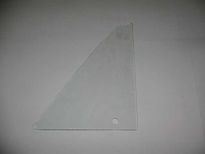 WING VENT GLASS