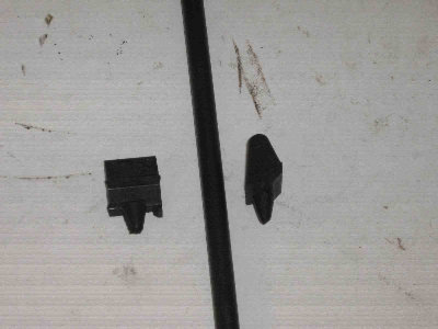 ENGINE COVER SQUARE RUBBER PAD