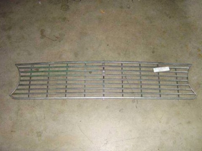 METAL FRONT GRILL