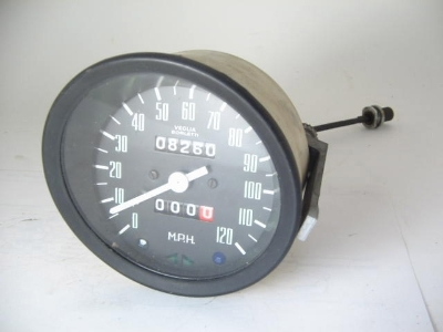 120 MPH SPEEEDOMETER