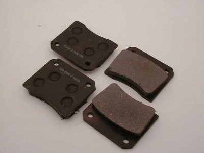 BRAKE PAD SET