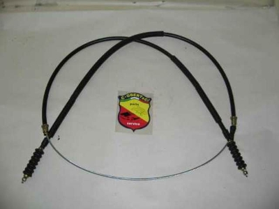 REAR HAND BRAKE CABLE ASSEMBLY