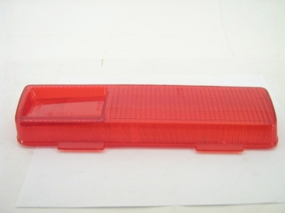 RIGHT LOWER TAIL LAMP LENS