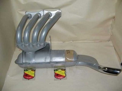 1970-73 EXHAUST SYSTEM