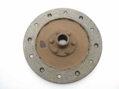 140 MM 20 SPLINE CLUTCH DISC