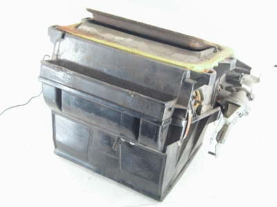 COMPLETE HEATER BOX ASSEMBLY