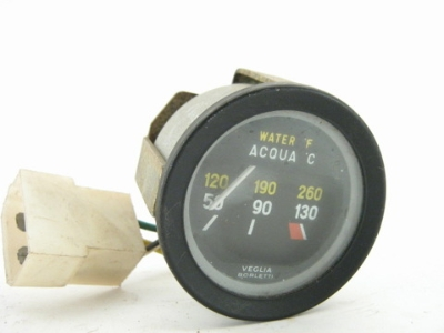1973-78 WATER TEMP GAUGE