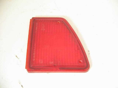 RIGHT RED TURN SIGNAL LENS