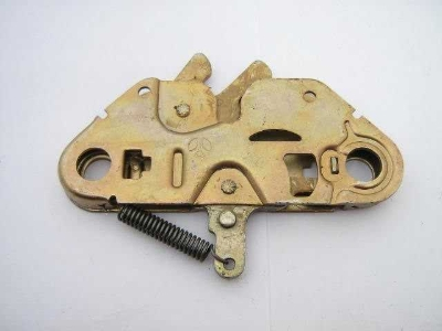 ENGINE & TRUNK LID LATCH