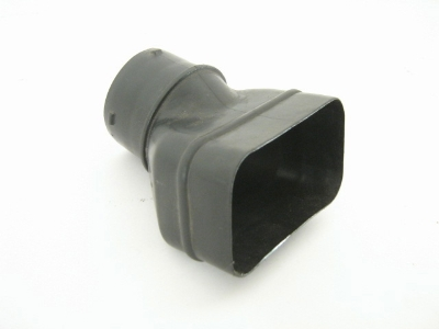 AIR DUCTING HOSE ATTACHMENT