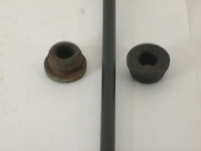 BRAKE MASTER INLET RUBBER