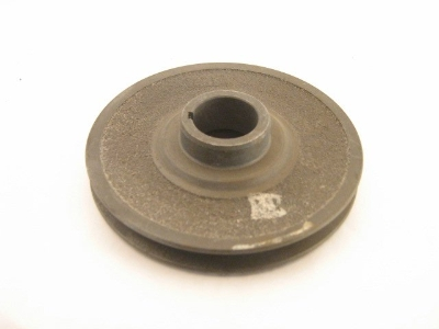 FRONT CRANKSHAFT PULLEY