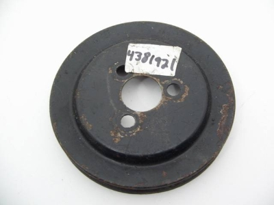 1977-85 WATER PUMP PULLEY