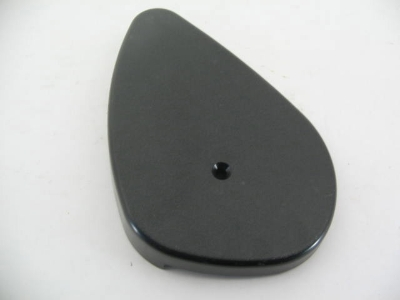 LEFT SEAT OUTER HINGE COVER