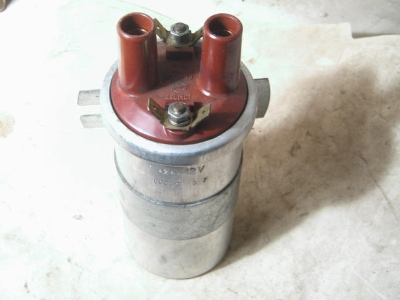 DOUBLE POLE IGNITION COIL