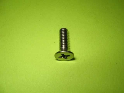 SCREW FOR VARIOUS TOPS