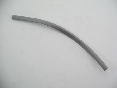 6 INCH SILVER PLASTIC MOULDING