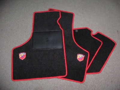 ACCESSORY FLOOR MAT SET