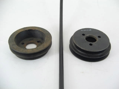 1977-80 WATER PUMP PULLEY