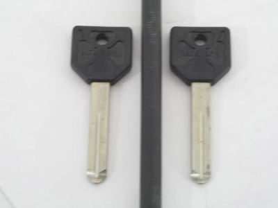 OUTSIDE DOOR HANDLE KEY BLANK