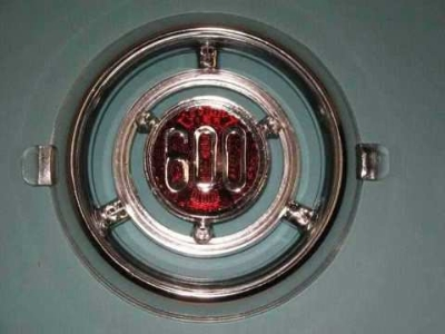 CENTER FRONT HORN COVER