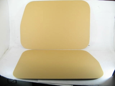 REAR DOOR BEIGE PANEL PAIR