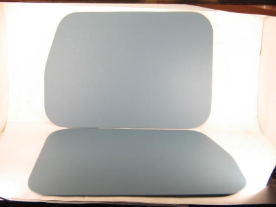 REAR DOOR BLUE PANEL PAIR