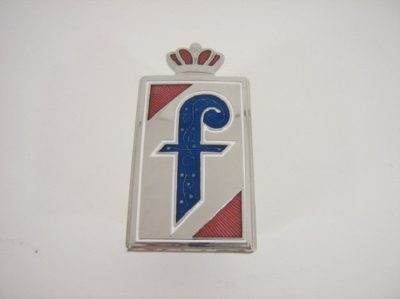 "PININFARINA ""f"" EMBLEM ON SIDE"