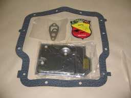 A/T PAN GASKET WITH FILTER KIT