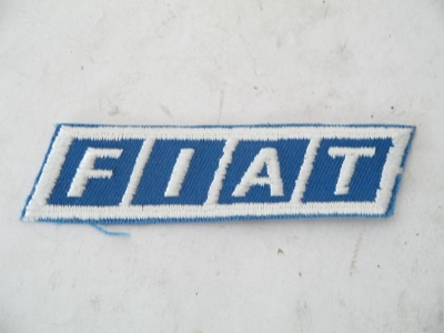 FIAT PARALLELOGRAM PATCH
