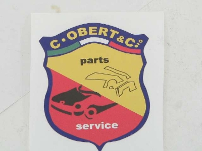 C.OBERT & Co STICKER