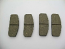 """EARLY"" FRONT BRAKE PAD SET"