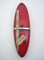 USA ONE PIECE TAIL LAMP LENS