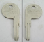 ORIGINAL SINGLE SIDE KEY BLANK