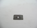 CLIP FOR BADGE, 4 MM PINS
