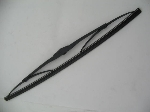 "15"" BLACK SINGLE WIPER BLADE"