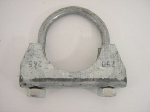 "45 MM, 1 3/4"" EXHAUST CLAMP"