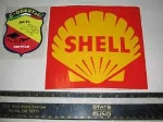 SHELL STICKER 160 X 170 MM