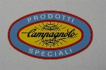 OVAL CAMPAGNOLO DECAL