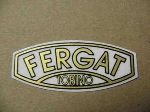 FERGAT TORINO WHEEL STICKER